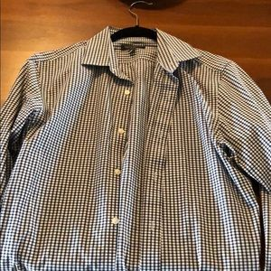 Banana Republic camden fit shirt - cotton M